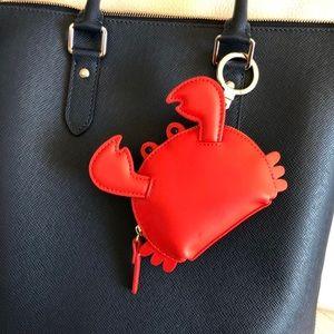 Kate Spade Crab Shore thong coin purse